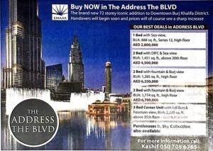 The Address The BLVD best deals Offers