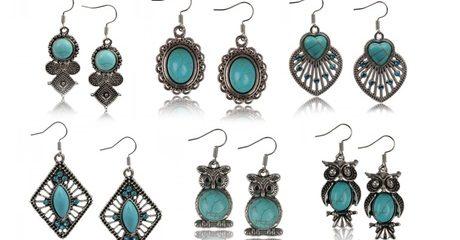 Tibetian Style Earrings