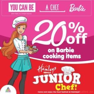 Hamleys Junior Chef Fantastic Offers