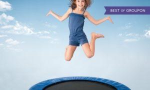 Trampoline Pass: Child AED 10