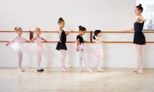Two Ballet Classes