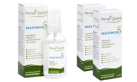 Two Perspi-Guard Antiperspirants