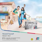 Union Pay International cardholders Exclusive Offers