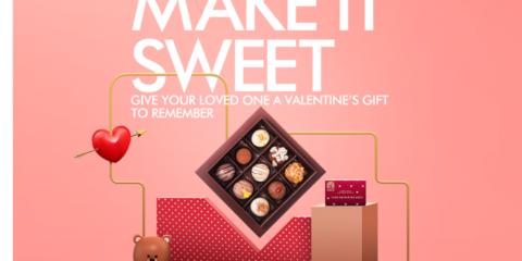 Mall of the Emirates Valentine's Special Promo