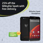 Wileyfox Spark Smartphone