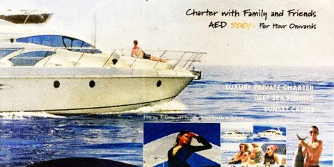 Yacht Charters & fishing