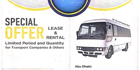 Massar Solutions Special Offer on Lease & Rental