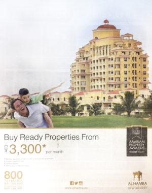 Buy Ready Properties