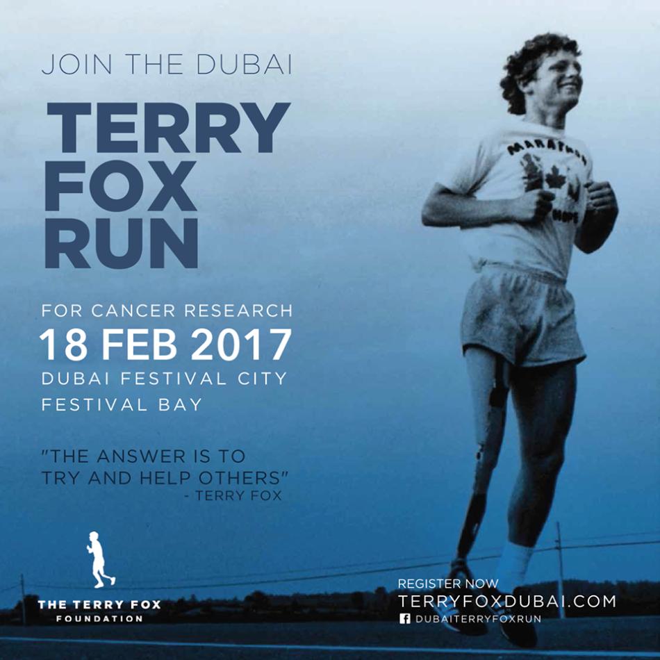 Terry Fox Run 2017