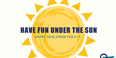 Enjoy Happy Deals Offer