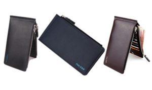 17-Slot Credit Card Holder Wallet