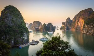 3- or 7-Night Tour with Meals in Vietnam