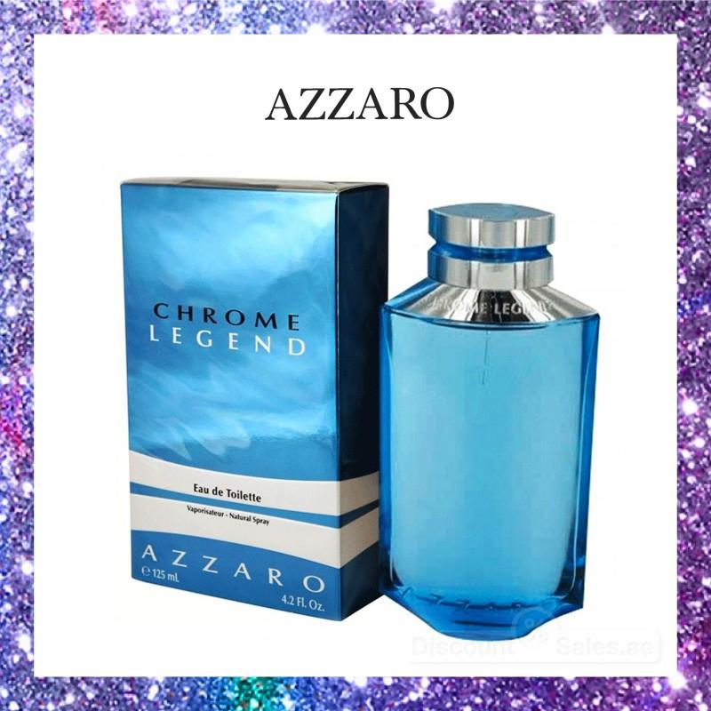 Azzaro Chrome Legend Men 125ml