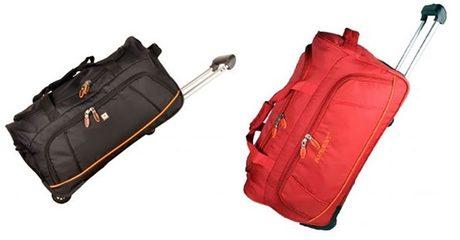 Ambest Ciao Duffel Trolley Bag