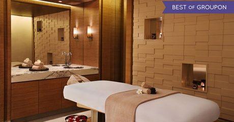 Aromatherapy Spa Treatment