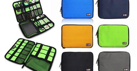 BUBM Portable Gadgets Organiser
