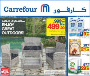 Carrefour Great Outdoor Promotion