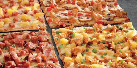 Debonairs Pizza Foursome Pizzas Delicious Offer