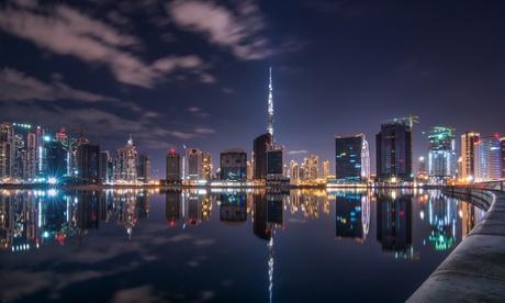 Dubai Canal Cruise: Child AED 99