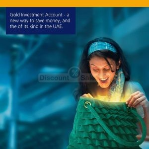 Emirates NBD Gold Investment Account Offers