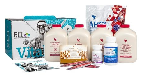 Forever Aloe Vera Slimming Program