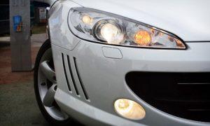 Headlight Polish and Protection