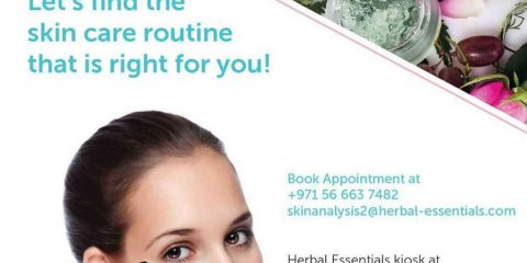 Herbal Essentials Skin Analysis