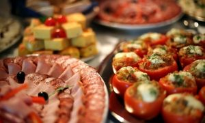 Italian Friday Dinner Buffet
