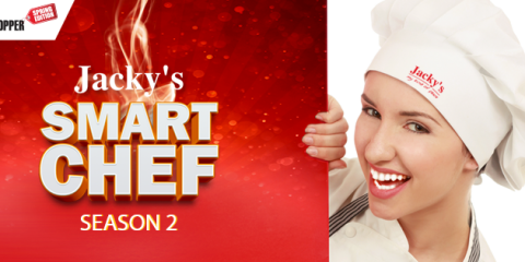 Jacky's Smart Chef Season 2 Competition