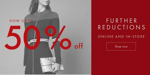 Karen Millen Further Reductions Offer