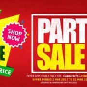 Kenz Hypermarket Part Sale Promo