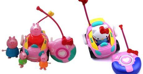 Kids Remote Control Car