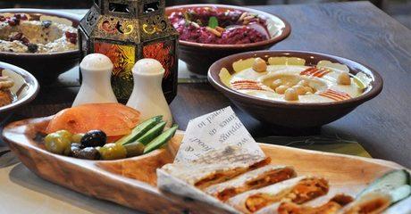 Lebenese Cuisine at Roda Al Murooj