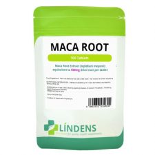 Lindens Maca Root Extract 500mg 3-Pack 300 Tablets Lepidium Meyenii Natural