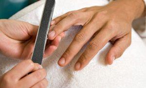 Men's Manicure and Pedicure