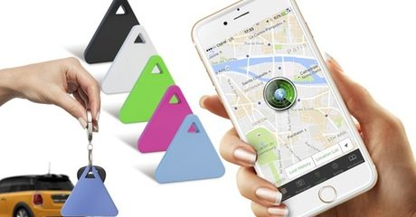 MiniSmart Keychain Trackers