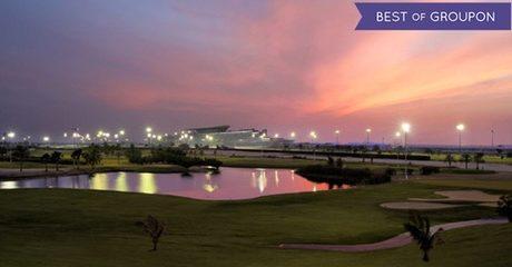 Nine Holes of Golf at Meydan Golf