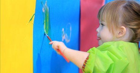 One-Week Children's Spring Camp