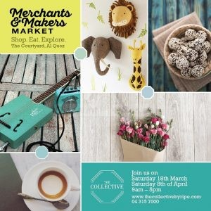 Join Merchants & Makers Market @ Court Yard UAE till 8th of April