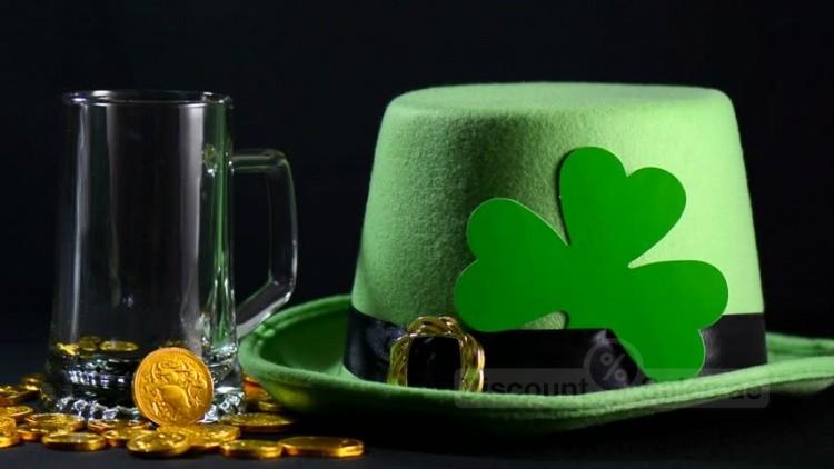 Boston Bar's Saint Patrick's Day Celebration Offer