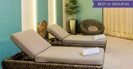 Spa Treatment at Jumeirah Creekside Hotel