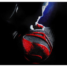 Superman - Print Poster - Justice League - Limited Edition - Sash Ameerchund - 350gsm - 60X60cm