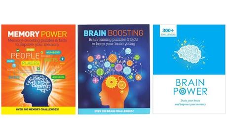 Three Brain Boosting Books