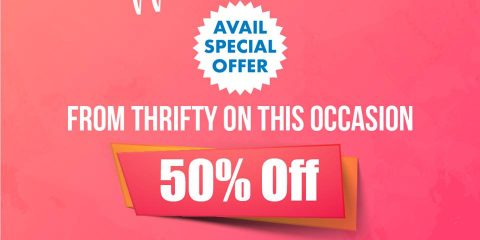 Thrifty Car Rental Women's Day Special Offer