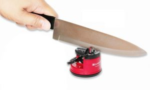 Two Knife Sharpeners