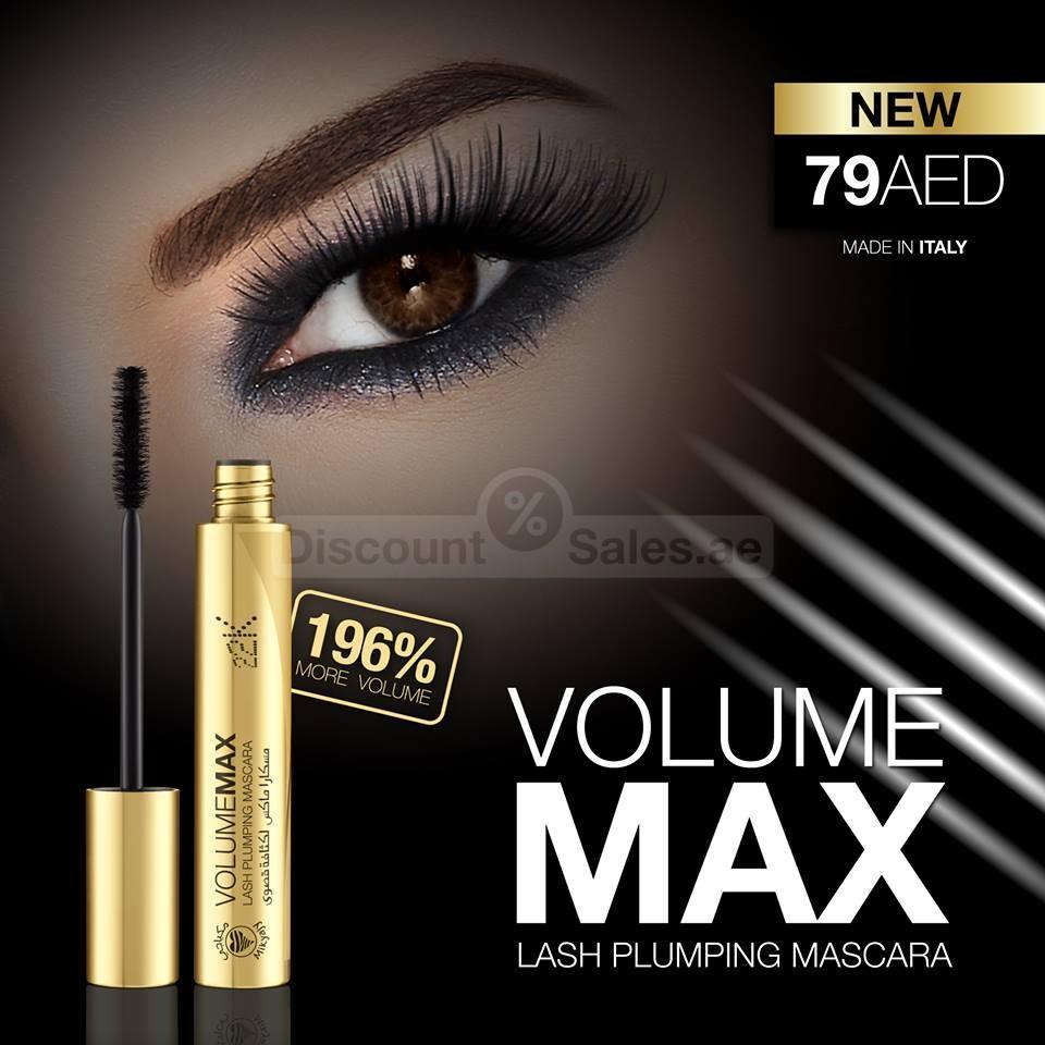 Mikyajy New Volumemax Lash Plumping Mascara Offer
