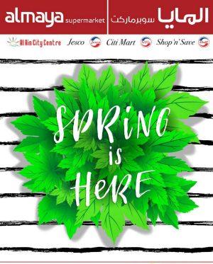 Almaya Spring Sale Offer