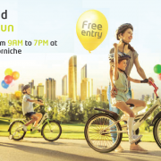 Join Etisalat Cycling Festival 2017