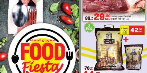 Geant Hypermarket Food Fiesta Promotion