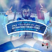 iFLY Dubai UAE Residents Rate Offer